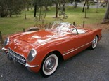 1955 Chevrolet Corvette C1 - today's tempter