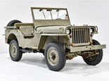 1943 Willy Jeep – Today's Tempter