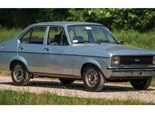 Pope John Paul II's 1976 Ford Escort 1100 GL Sedan for sale