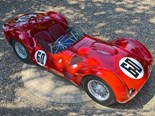 Coys to offer rare 1959 Maserati Tipo 60/61 'Birdcage' for sale