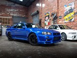 1999 Nissan Skyline R34 GT-R review - TOYBOX