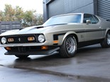 Ford Mustang Mach 1 - Toybox