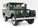 1958 Land Rover Series II – Today's Tempter