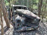 Mystery rusting hulk + VL Turbo + Mercury Comet + Holden ute flower pot + more - Mailbag 416