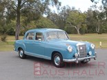 1959 Mercedes-Benz 220S – Today's Tempter