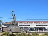 Inside the Bathurst National Motor Racing Museum - Gallery