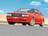 Oddly-sized Audi Quattro tyres to go into re-production