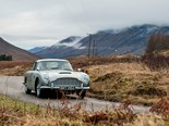 Aston Martin to recreate 25 new 'GoldFinger' DB5s