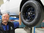 Checking your tyres - Mick's Tips 416