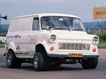 Ford's Supervans were the coolest promotional vehicles going around