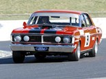 Ford Falcon GT-HO racers