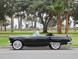 Marilyn Monroe's 1956 Ford Thunderbird for sale