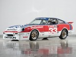 Paul Newman's Championship-winning Datsun 280ZX for sale