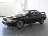 Modern classic: 1993 Nissan Skyline R32 GT-R up for auction at Grays