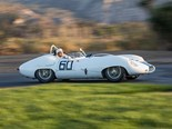Ex-Stirling Moss 1959 Lister-Jaguar Sports Racer headlines Bonham's January sale