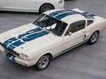1965 Ford Mustang GT350 tribute - Toybox