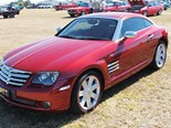 2004 Chrysler Crossfire coupe - Reader Ride