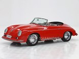 Porsche 356 and Pagoda Roof Benz headline Shannon's Spring Melbourne auction