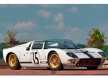 The only GT40 Roadster with racing history fails to sell despite AU$10 million bid