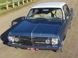 1966 HR Holden - Reader Resto