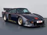 Walter Wolf's street-legal Porsche 935 for sale
