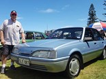 1987 Holden JE Camira SL/E - Reader Ride