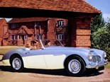 Austin-Healey 1953-68 - 2018 Market Review