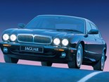 Jaguar Saloons 1987-2006 - 2018 Market Review