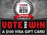 2019 Reader Resto of the Year - Vote now!