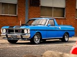 1970 Ford Falcon XY Ute - Reader Resto