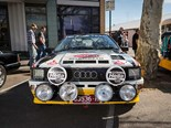 1983 Audi UR Quattro Group B Rally Replica - Reader Ride