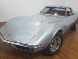 1969 Chevrolet Corvette L71 Stingray - Toybox