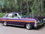 1971 Ford Falcon XY GT replica - Reader Ride