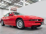 1993 BMW 840CI - Today's Tempter