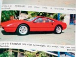 Ferrari 308GT + Aston Martin Volante + BMW 2000CS - Ones That Got Away 423