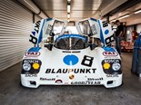 Porsche le Mans racer - it doesn't get any better than this.
