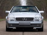 1995 Mercedes-Benz R129 SL500 review