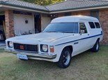 1982 Holden WB Sandman Tribute – Today's Tempter