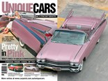 Former UniqueCars cover car for sale: 1959 Cadillac Eldorado Biarritz