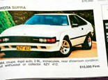Toyota Supra + Citroen DS23 + Vauxhall Viscount - Ones That Got Away 424