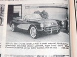 Corvette Fuelie + Mercedes-Benz 560SL + Fiat 124S - Ones That Got Away 424