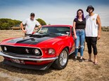 1969 Ford Mustang Mach 1 - Reader Ride