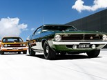 Valiant Charger and Plymouth Cuda