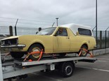 Barn-find HG ute seized by French customs in 2018 finally returned!