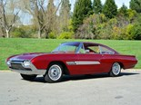 Unique 1963 Ford Thunderbird 'Italien' concept for sale!