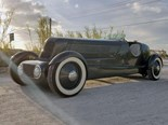 Edsel Ford's 1934 Model 40 Speedster Tribute for sale