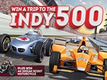 Win a 14-day trip for two to the 2020 Indianapolis 500 with Shannons!