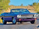 Hemi R/T Challenger + Charger E38 + Mercedes-Benz 220SE - Auction Action 426