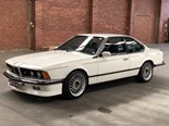 1985 BMW E24 M6 – Today's Tempter