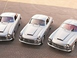 Three Rare Lancia Flaminia Zagatos restored